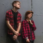 LUX band members Jake Wesley Rogers and Ivy Schulte