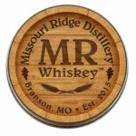 Missouri Ridge Distillery logo